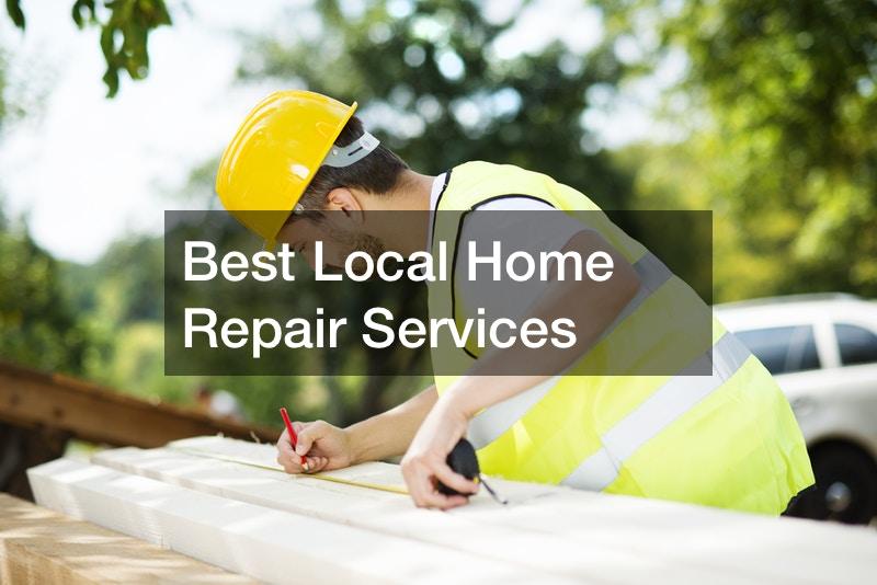 local home repair services